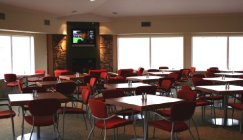 Desert Blume Golf Club restaurant club house