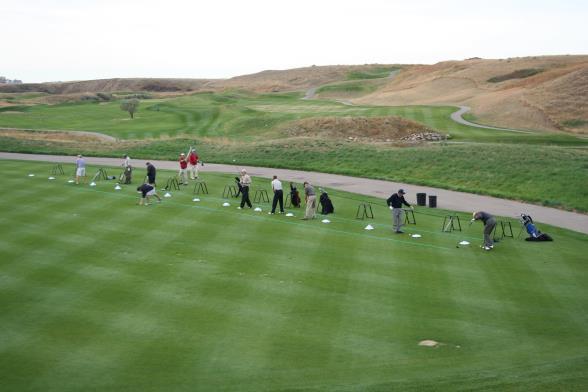 Desert Blume Golf Driving range